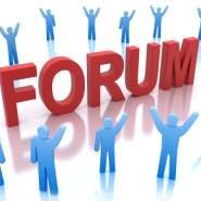 Animation forum de discussion
